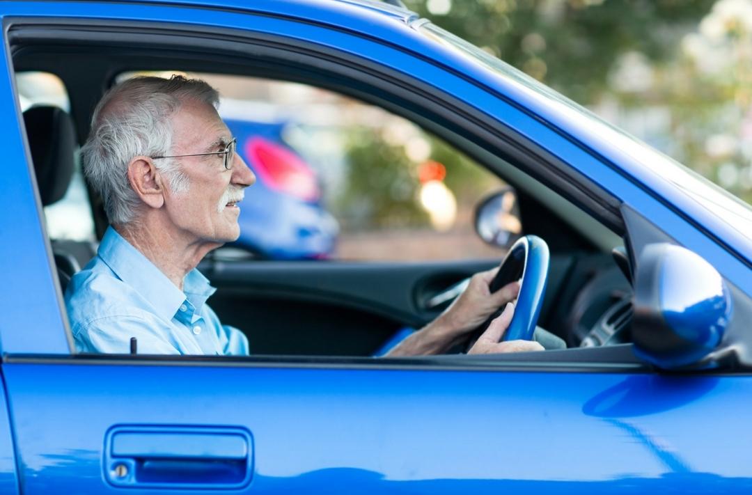 Safe Driving for Elderly
