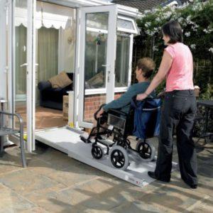 wheelchair ramp home